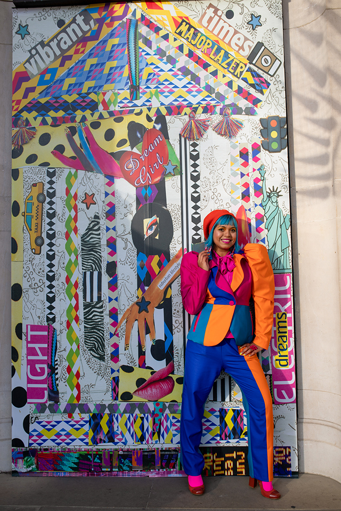 Rememberin a brave new world by Chila Kumari Burman exhibition